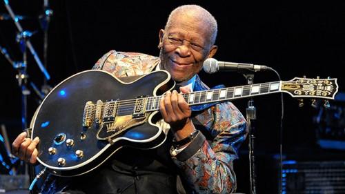 b.b. king blues morte