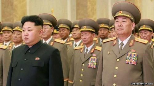 ministro coreia do norte executado