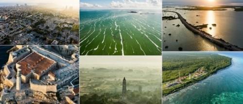 cuba fotos aéreas imagens raras