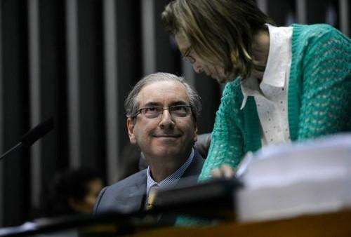 Eduardo Cunha financiamento empresarial