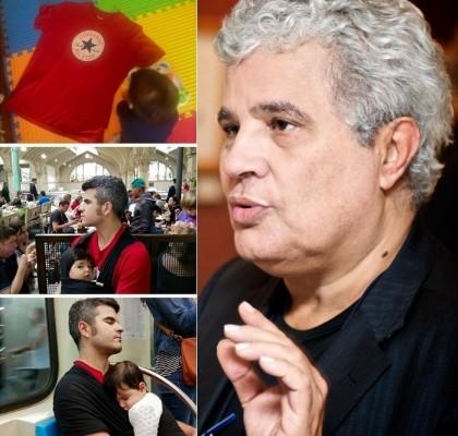 guga noblat ricardo manifestantes agressão