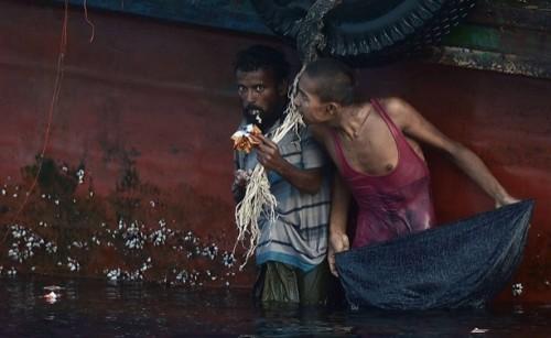 imigrantes imigração tailândia ásia