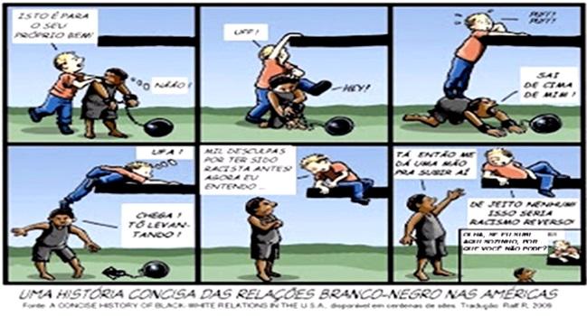 racismo brasil escravidão negros preconceito