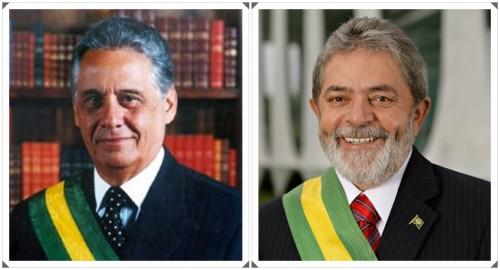 FHC Lula reeleição política presidente brasil 1997 2015 constituição