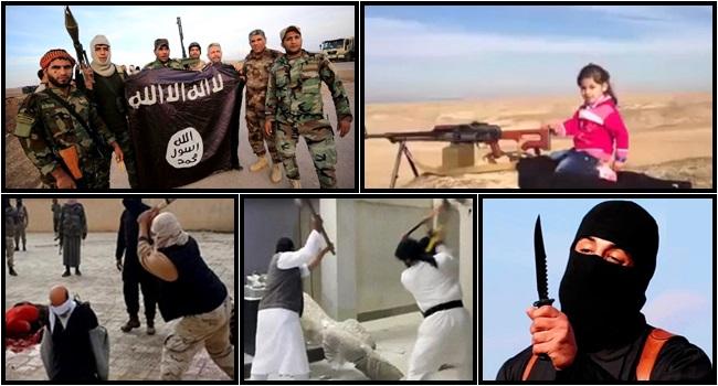 estado islâmico terrorismo síria oriente médio imagens
