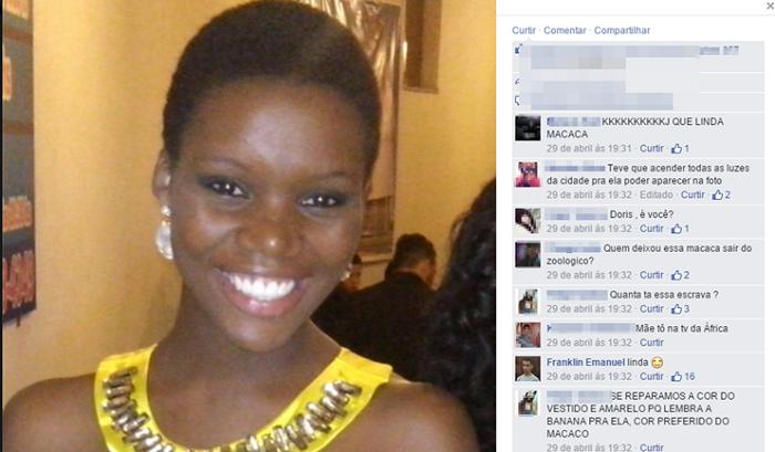 racismo jornalista negra Cristiane Damacena