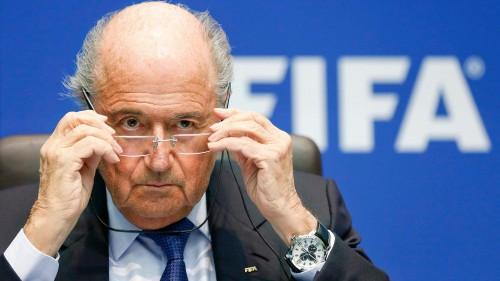 joseph blatter fifa futebol