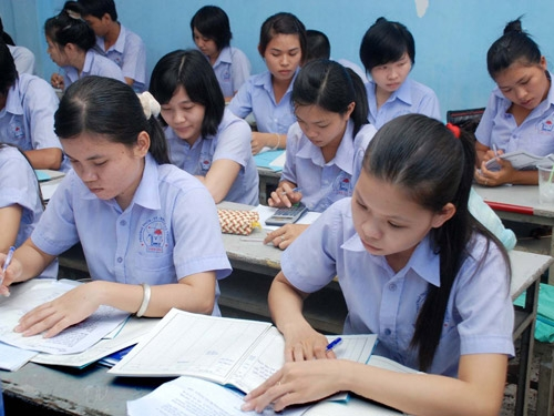 Vietnã educação