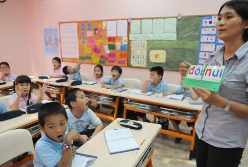 educação vietnã