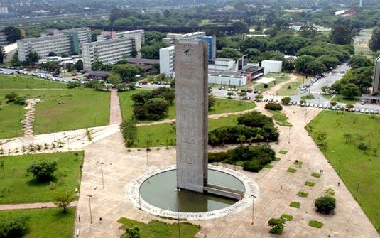 melhores universidades brasil mundo