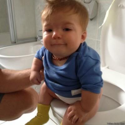 bebê privada 5 meses