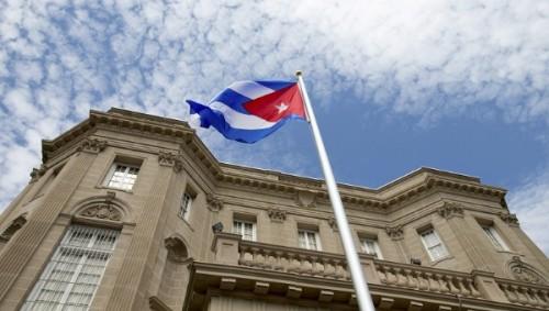 embaixada Cuba EUA