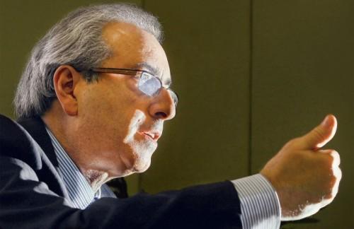 Eduardo Cunha pronunciamento tv rádio