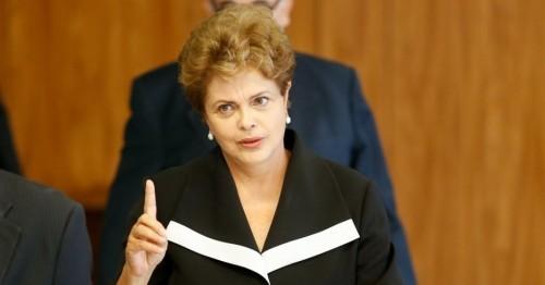 Dilma Rousseff impeachment presidente brasil