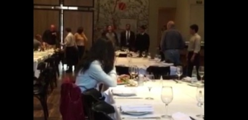 Guido Mantega processa agressores restaurante