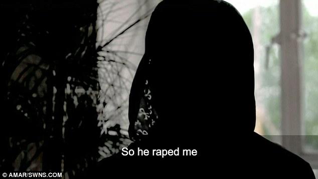 mulheres estupradas estado islâmico