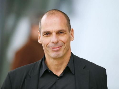 Yanis Varoufakis Grécia Ministro renuncia