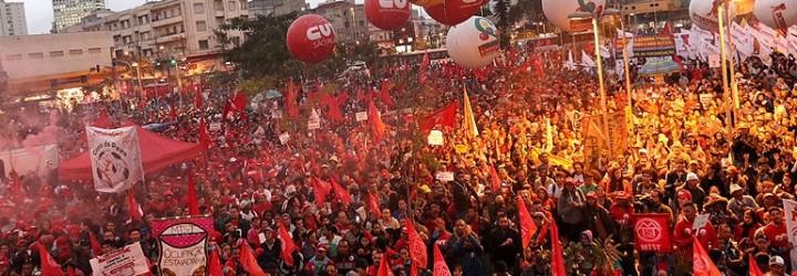 impeachment manifestantes dilma democracia