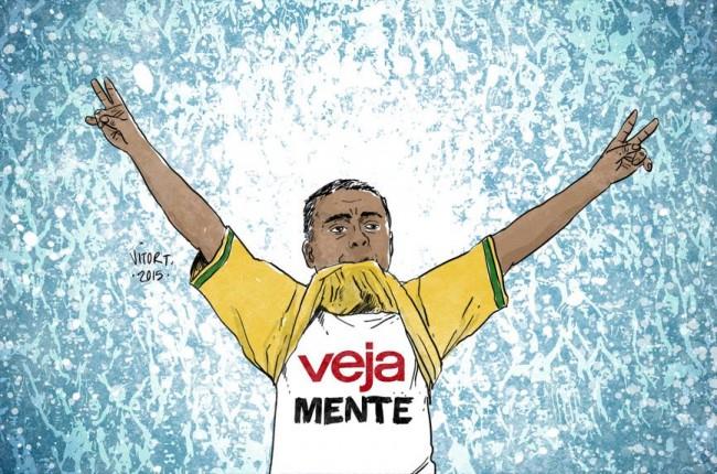 Romário Veja processo