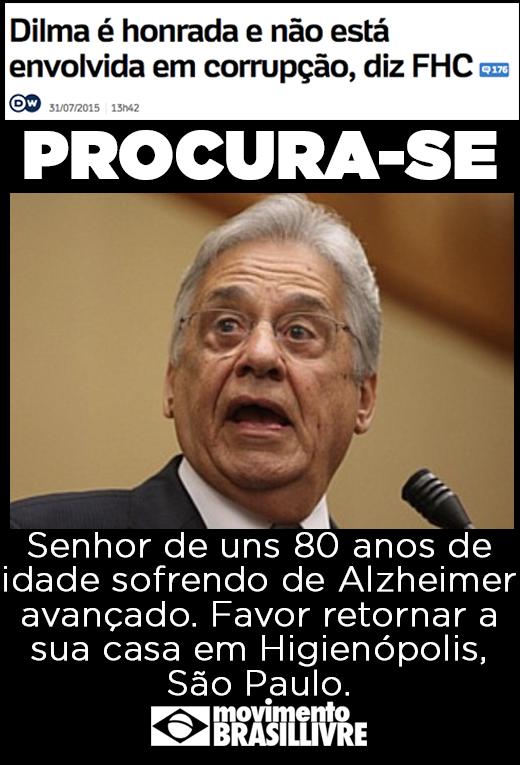 FHC Dilma corrupção lava jato