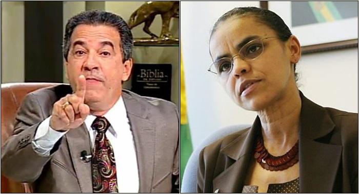 Malafaia Marina Silva impeachment