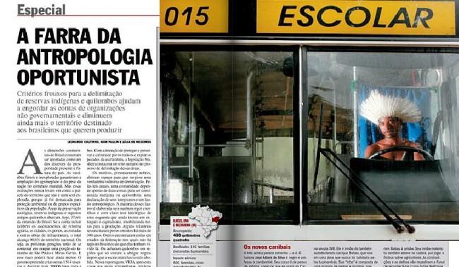 revista Veja MPF preconceito