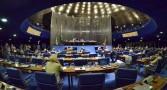 Plenário da sessão deliberativa desta terça-feira