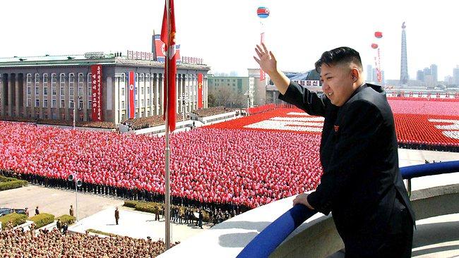 Coreia do Norte fuso horário