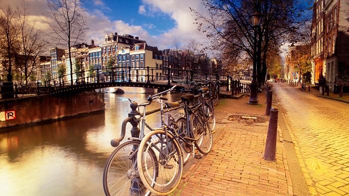 Holanda Amsterdã bolsa estudo brasileiro
