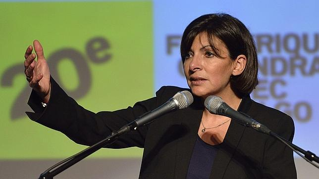 Anne Hidalgo Haddad Paris