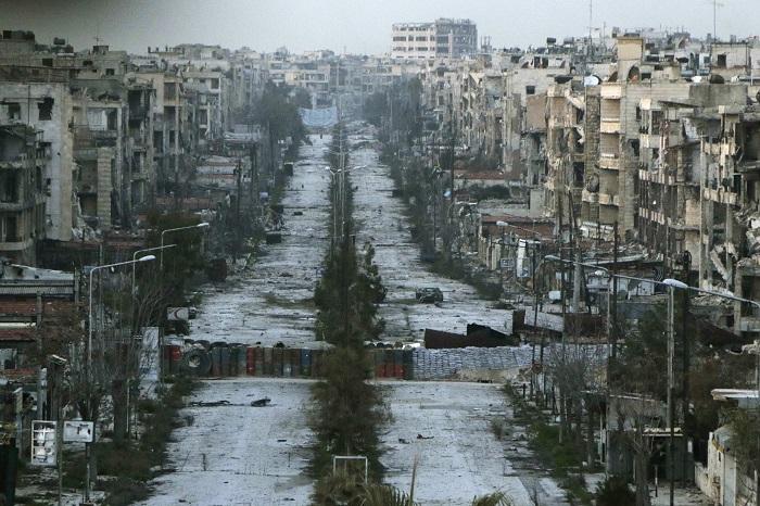 Síria guerra brasileira refugiada