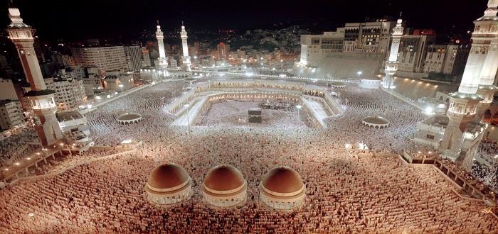 Meca Arábia Saudita peregrinação