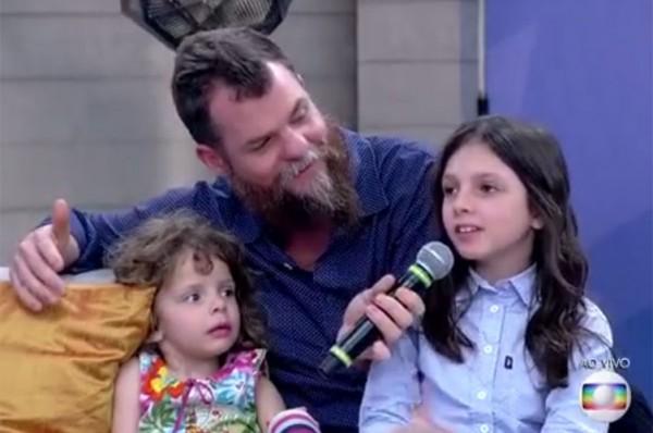 menina feminista globo anita 10 anos