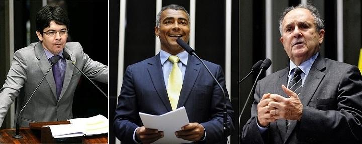 melhores senadores brasil