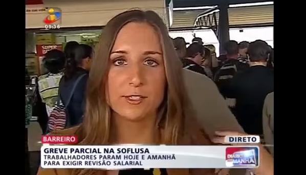 repórter apalpada Portugal ao vivo