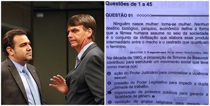 Bolsonaro Feliciano Simone