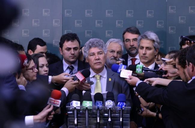 PSOL Eduardo Cunha Chico Alencar