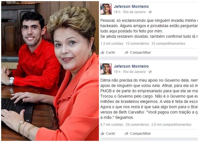Dilma Bolada rompe governo