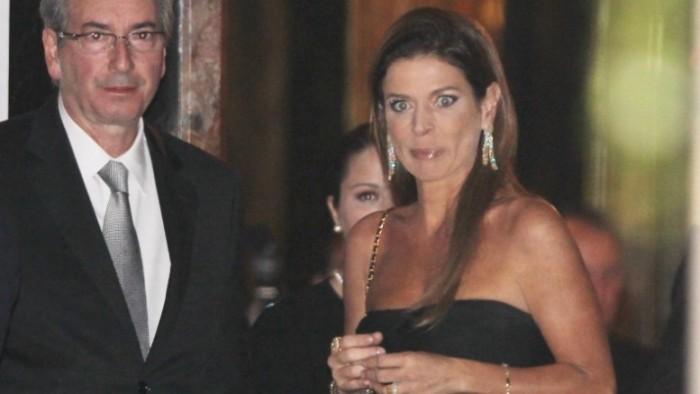 Eduardo Cunha esposa Cláudia