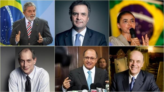 eleições 2018 Lula Aécio Marina