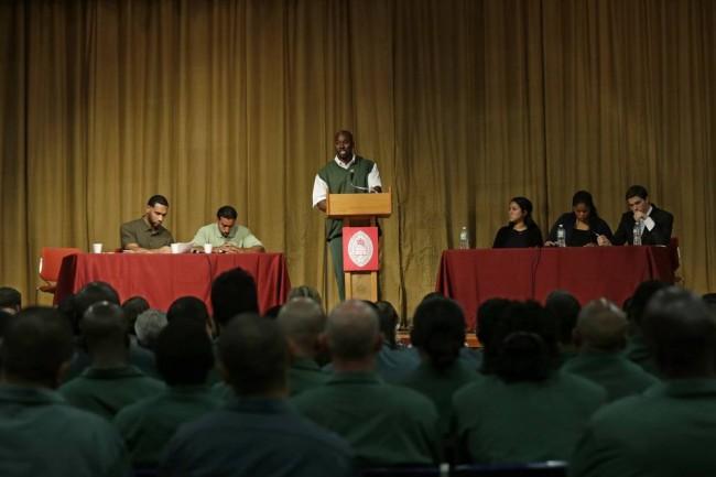 debate Harvard presidiários