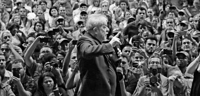 Lula 70 anos aniversário