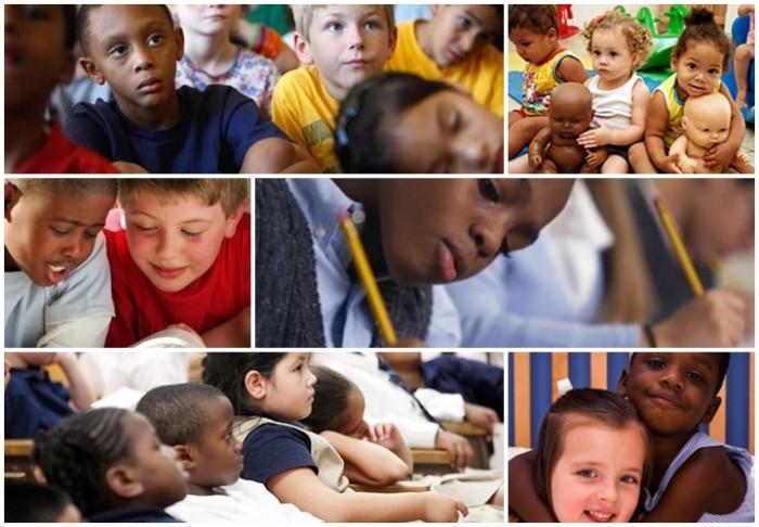 racismo crianças racistas não