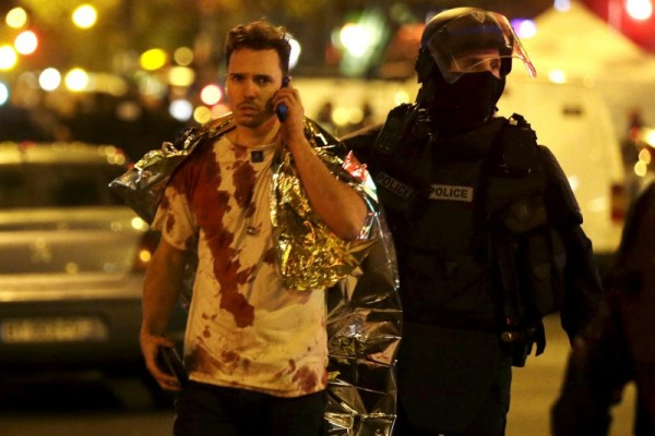 atentado Paris sobrevivente bataclan