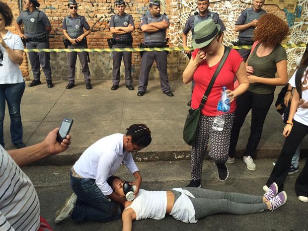 escolas ocupadas São Paulo estudantes