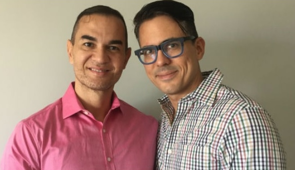 juiz médico casamento gay Bahia
