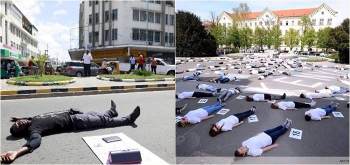 fraternidade Quênia França massacre terrorismo