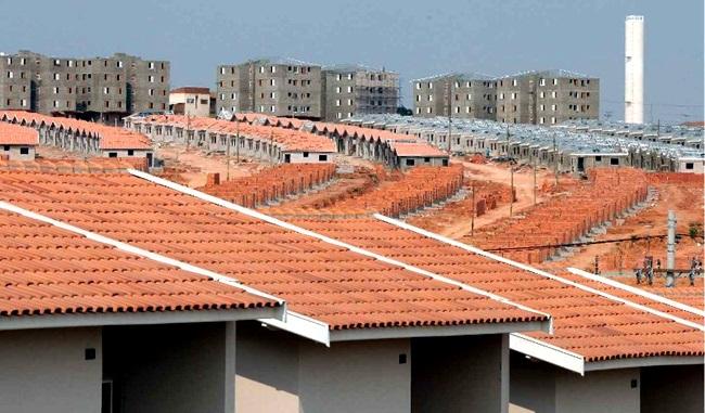 crise economia mcmv habitação moradia