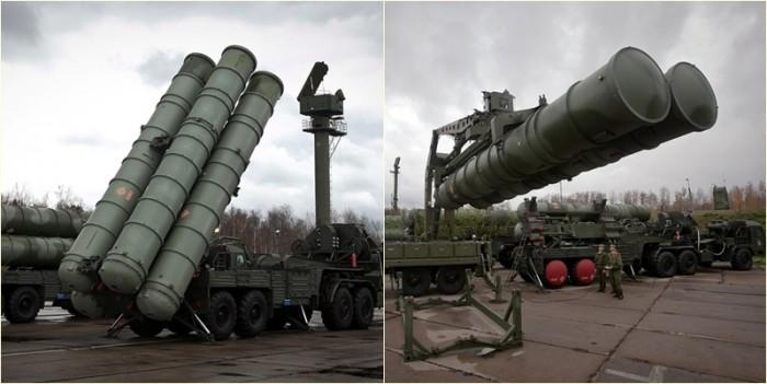 Rússia s-400 Turquia