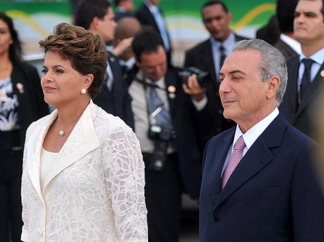 Dilma impeachment Michel Temer